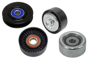 Matsumo Engine Pulleys